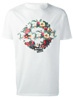 'Flower Roundel' T-shirt Roundel London