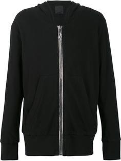 double front zip hoodie Rta