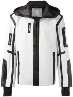 спортивная куртка с контрастными деталями Puma