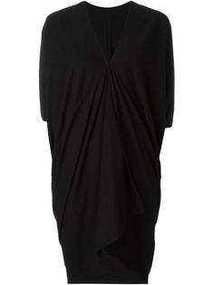платье c V-образным вырезом  Rick Owens DRKSHDW