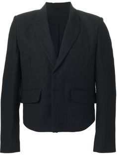 укороченная куртка-блейзер  Ann Demeulemeester