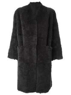 меховое пальто  Salvatore Santoro