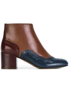 трехцветные ботинки L'Autre Chose