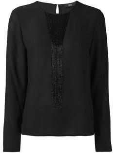 блузка с круглым вырезом Steffen Schraut