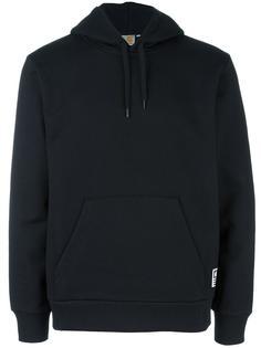 logo print hoodie Carhartt