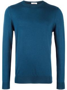 fine knit jumper Paolo Pecora