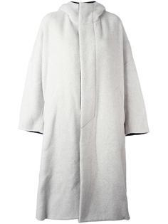 welt pockets buttoned coat Enföld