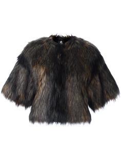 укороченная меховая куртка Ps By Paul Smith