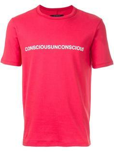 'Consciousunconscious' T-shirt Dressedundressed