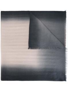 кашемировый шарф 'Dip Dye' Paul Smith