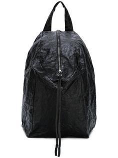 рюкзак с мятым эффектом Masnada