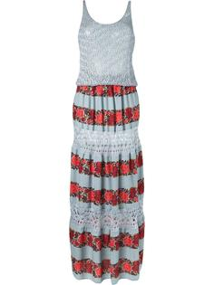 knitted dress Cecilia Prado