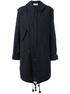 пальто с потайной застежкой Faith Connexion
