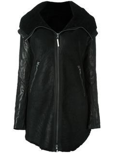 zipped jacket  Isaac Sellam Experience