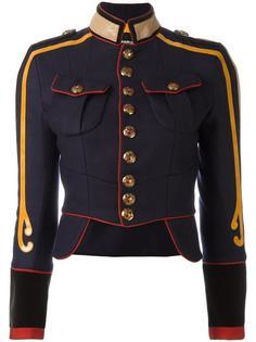 укороченный пиджак 'Runway Livery Tenent'  Dsquared2