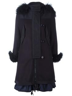 пальто-пуховик 'Blanche' Moncler