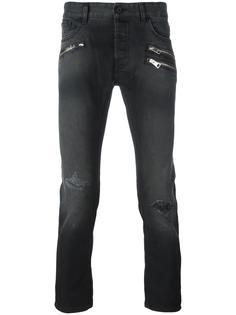 джинсы кроя скинни Just Cavalli