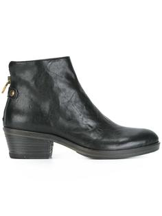 zipped ankle boots  Fiorentini +  Baker