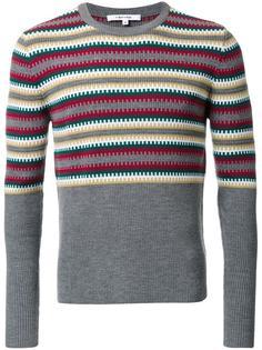 свитер в полоску  Carven