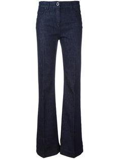 расклешенные джинсы Versace