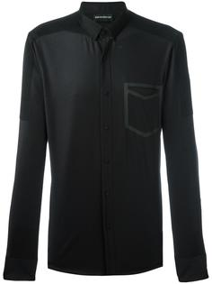 рубашка с принтом Emporio Armani
