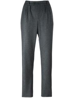 строгие брюки со складками A.P.C.