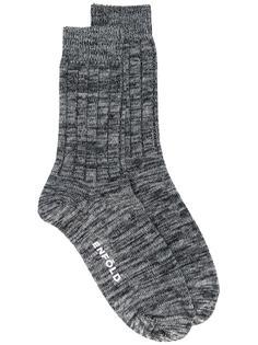 blurry stripes socks Enföld