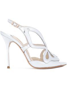 laser cut sandals  Sophia Webster