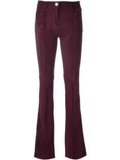 flared leather trousers Jitrois