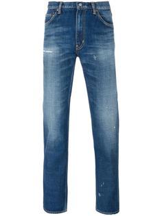 джинсы кроя слим  Visvim