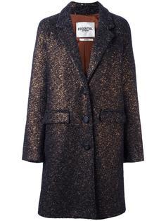 однобортное пальто Essentiel Antwerp