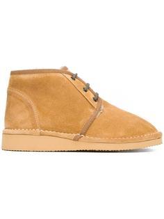 ботинки с подкладкой из овчины Golden Goose Deluxe Brand