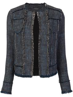 tweed jacket  Elie Tahari