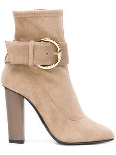 сапоги по щиколотку с квадратным носком Giuseppe Zanotti Design