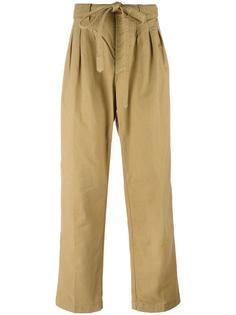 свободные брюки на шнурке Visvim