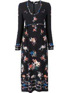 floral printed maxi dress Vilshenko