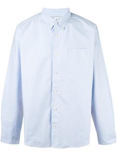 рубашка с принтом на спине Visvim