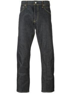 прямые джинсы Visvim