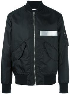 стеганая куртка MSGM