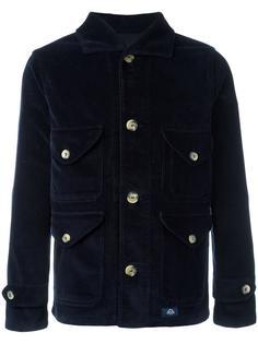 пиджак на пуовицах Bleu De Paname