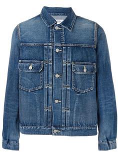 классическая джинсовая куртка Visvim