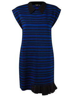 striped knit dress Gig