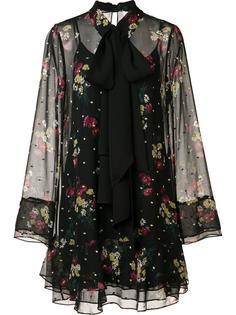 floral print dress Cinq A Sept