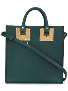 квадратная сумка-тоут Sophie Hulme
