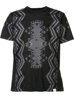 'Inersia' T-shirt White Mountaineering
