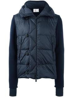 hooded zipped jacket Moncler Grenoble