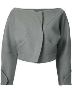 укороченный пиджак Taro Horiuchi