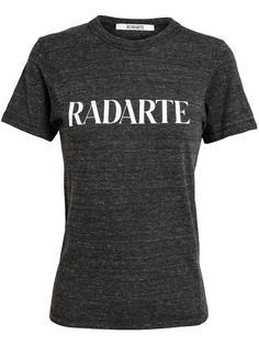 футболка 'Radarte' Rodarte