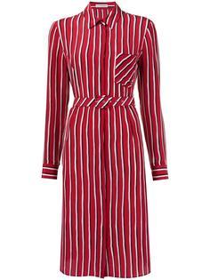 платье-рубашка c V-образным вырезом  Altuzarra