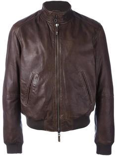 zipped jacket D'amico